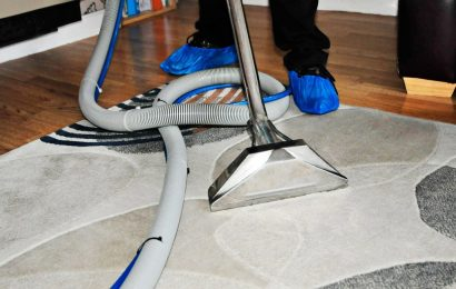 A Few Best Rug Cleaning Techniques To Use