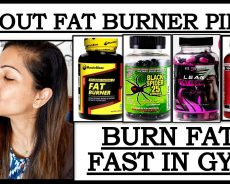 Top 4 Fat Burner Supplements For Weight Loss!