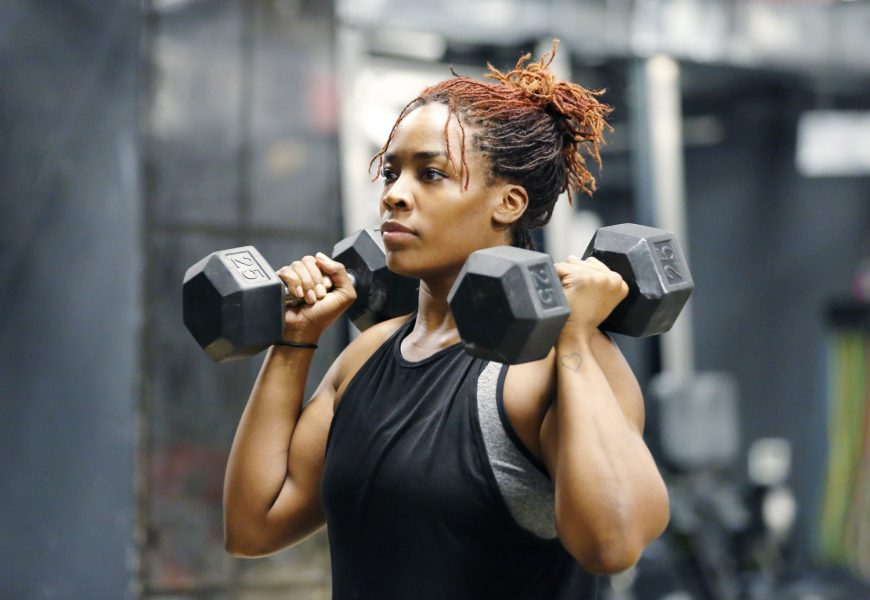 Lifting For Weight Loss