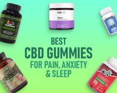 Which Are Some Of The Best Cbd Gummies For Anxiety Available In The Market?