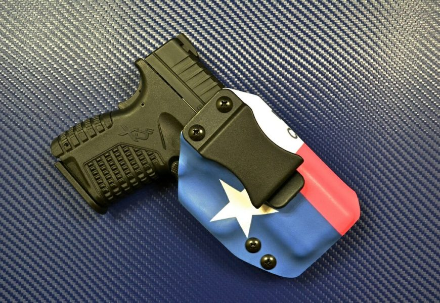 Why Is Kydex the Best Holster?