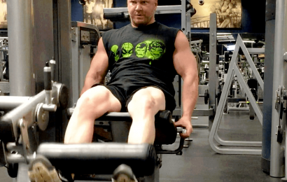 Home Muscle Building Workout Everyone Needs To Try