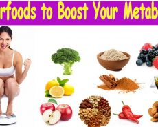 Everyday Foods To Boost Metabolism