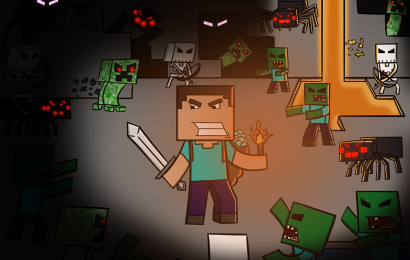 What are the Redstone tricks that are used in the Minecraft Survival Mode?